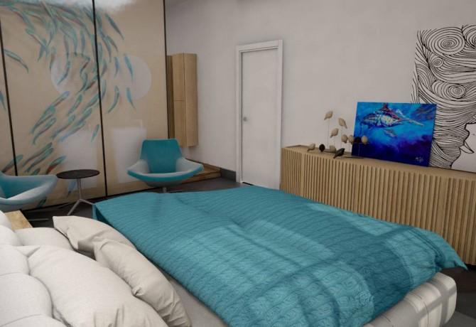 Design of bedroom
