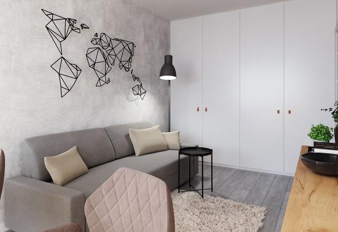 Family house design of interior in Prague - Vinoř