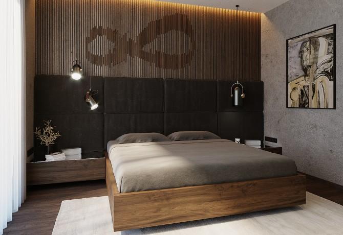 Stylish, elegant, wooden