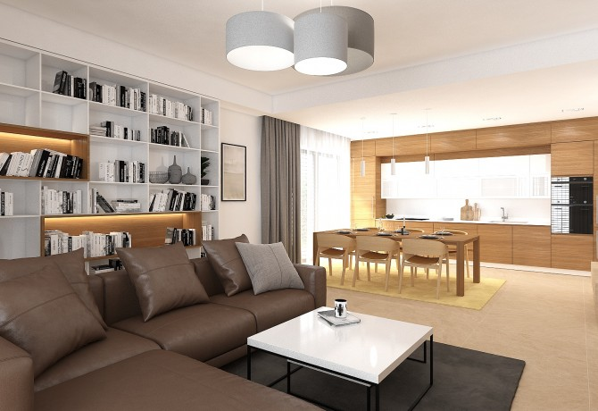 Interior design of family house near Prague - part 3