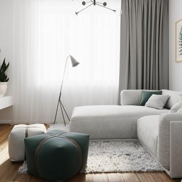 Design of living room
