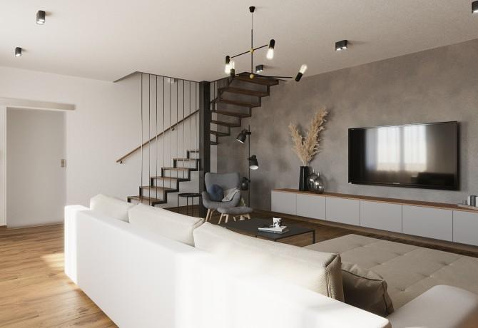 Design of family house Tlustice